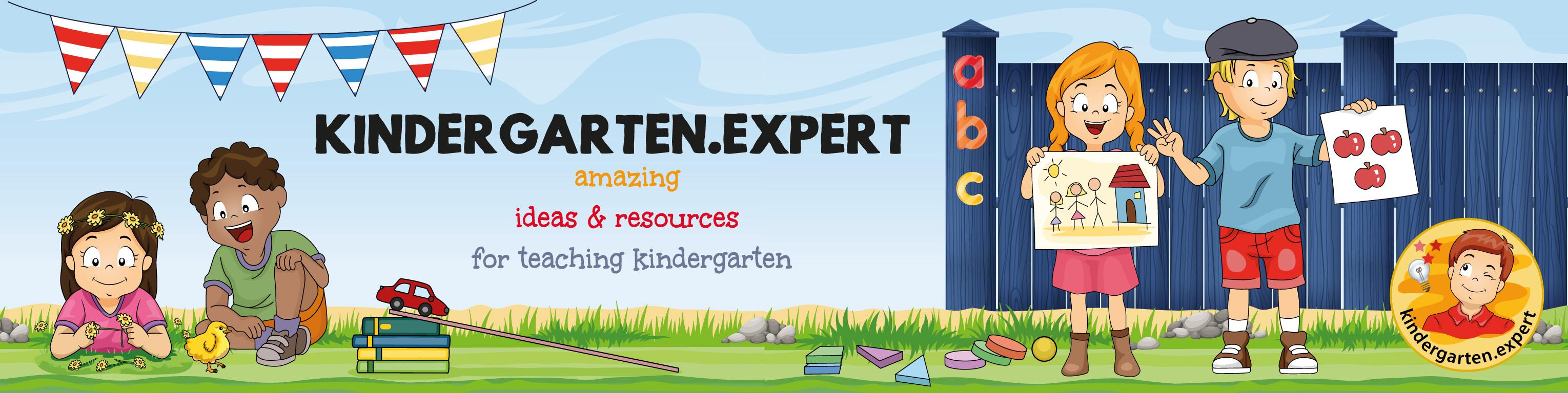 KINDERGARTEN.EXPERT Logo