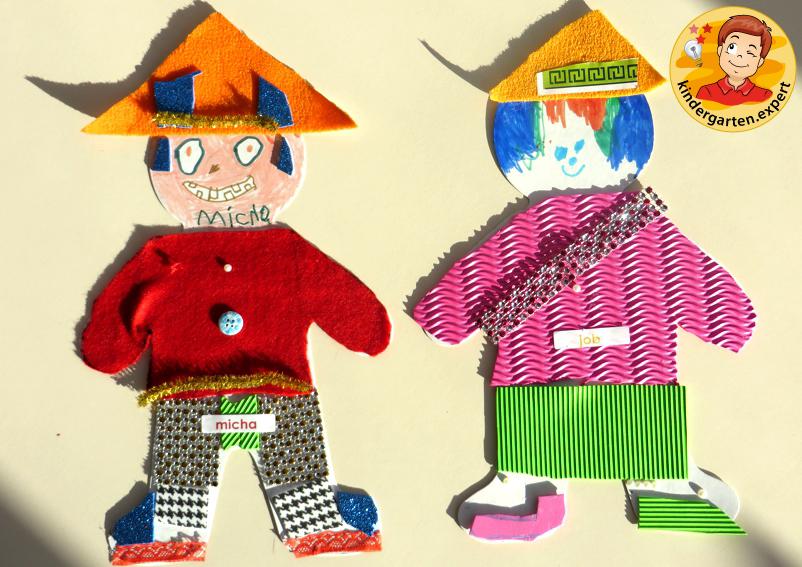 Making Chinese people 2b, China theme, kindergarten expert