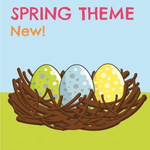 Spring theme, kindergarten.expert