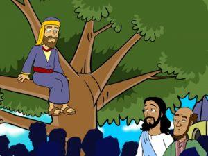 Zacchaeus, bible images for kids, kindergarten expert