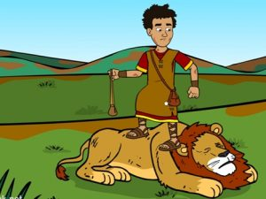 David the shepherd, bible images for kids, kindergarten expert