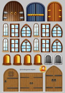 Doors and windows big k