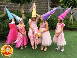 Hat for a noblewomen 1, knights and noblewomen theme, kindergarten expert