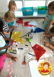 Colorful glasses 3, eye theme, kindergarten expert