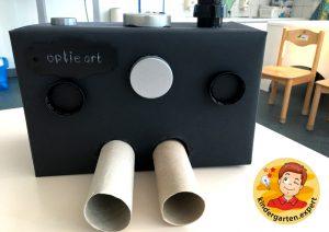 Roleplay optician 13, eye theme, kindergarten expert