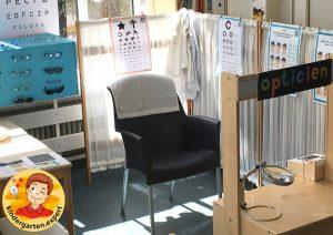 Roleplay optician 2 , eye theme, kindergarten expert