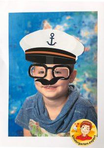 Making glasses for yourself 2, eye theme, kindergarten expert
